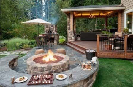 Landscape design in Ontario
