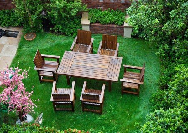 Landscaping yard in Toronto