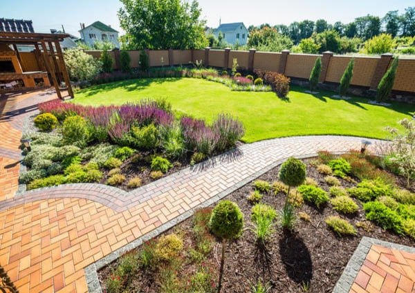 Landscape design in North York