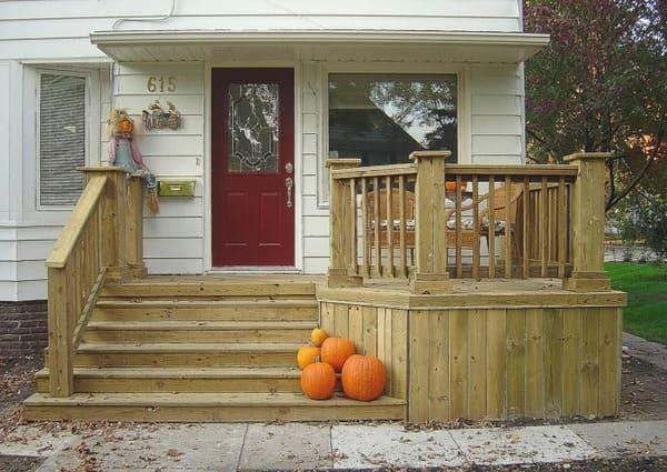 Building a porch in Toronto
