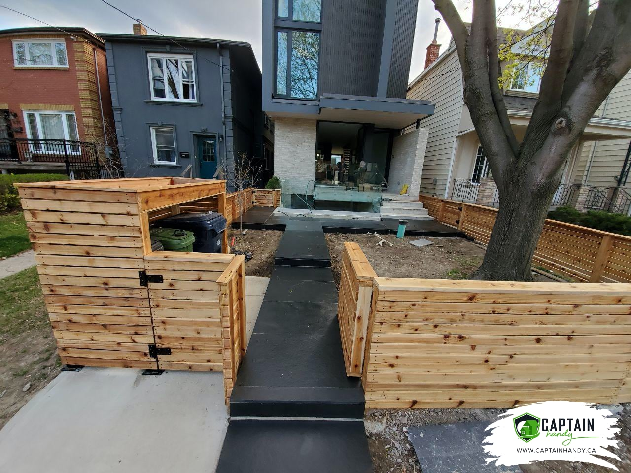 Backyard Landscaping in North York