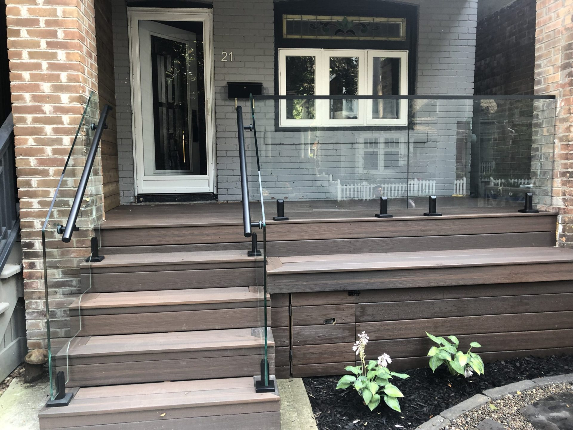 Stairs installation in Ontario