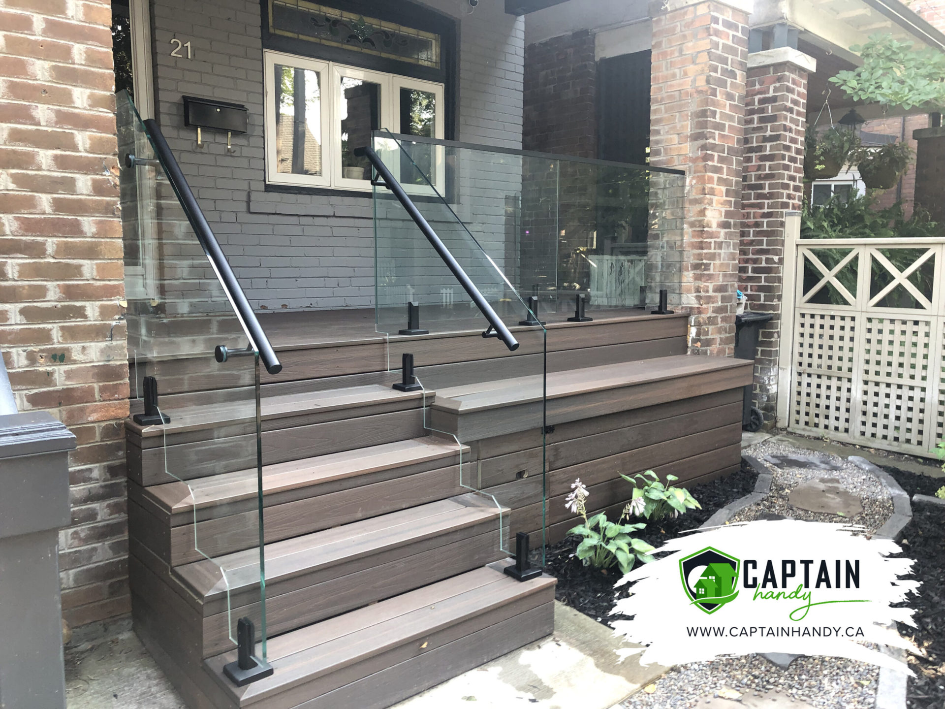 Stairs installation in Toronto