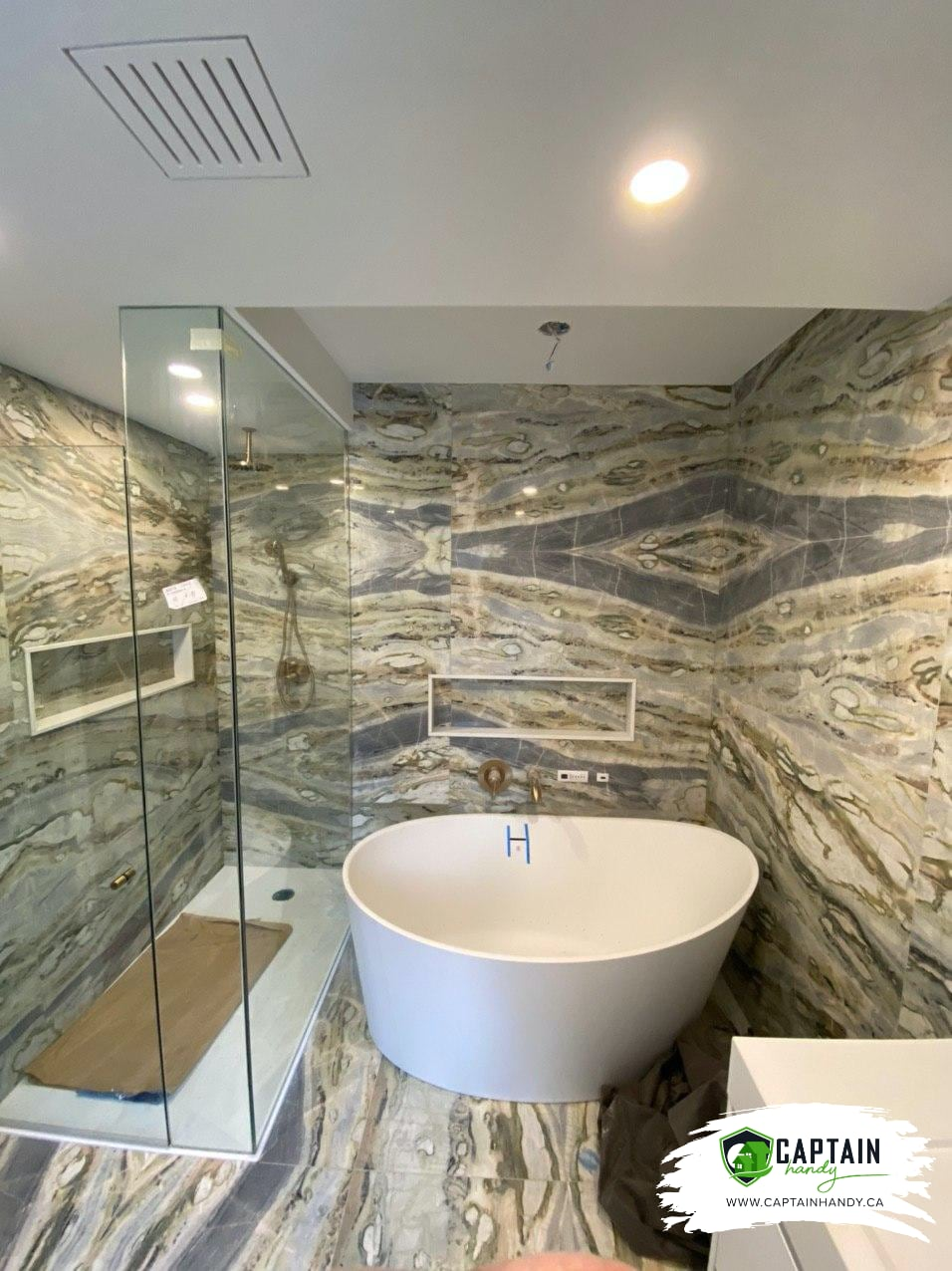 bathroom Renovations in Richmond hill
