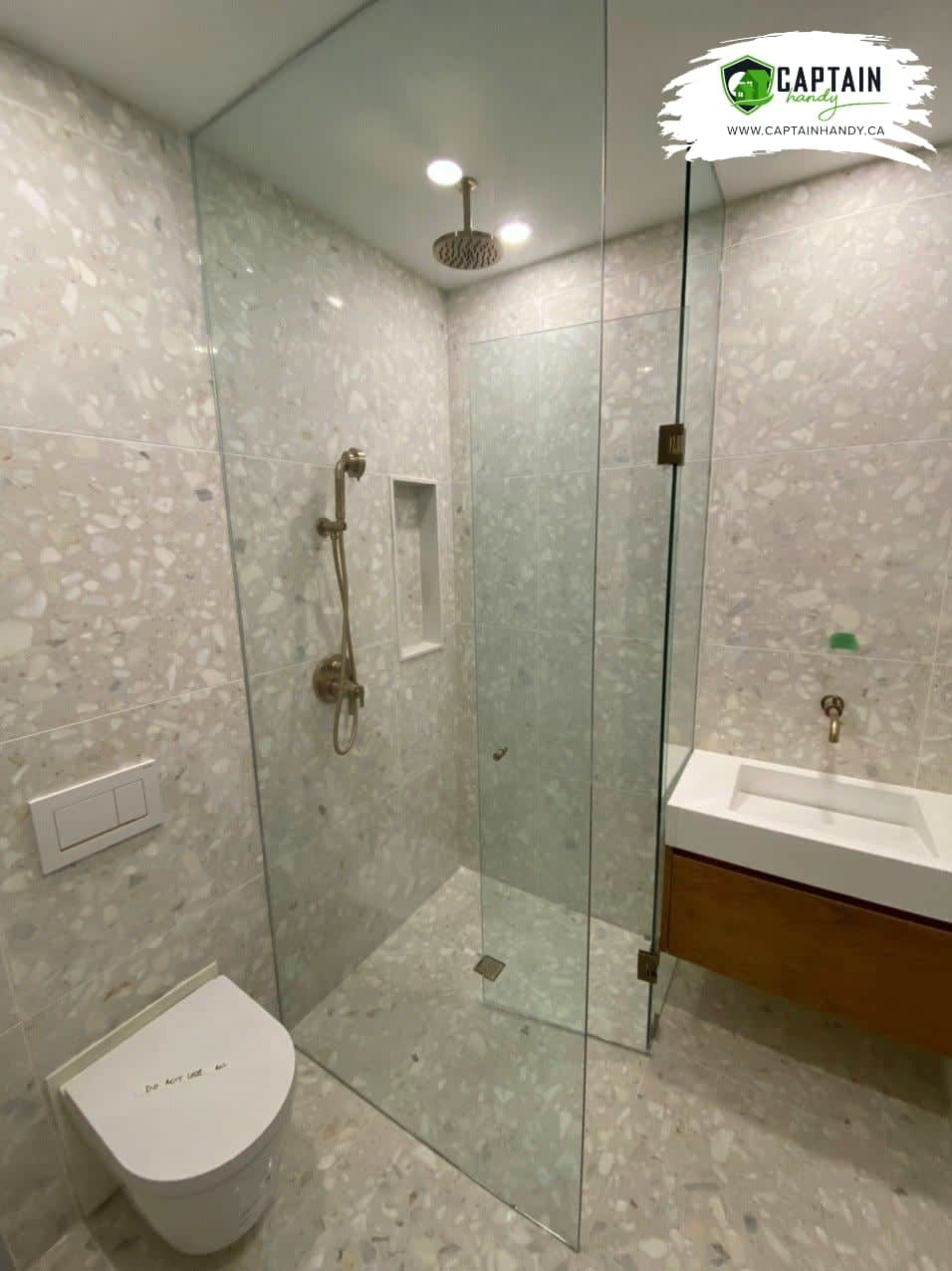 bathroom Renovations in Toronto