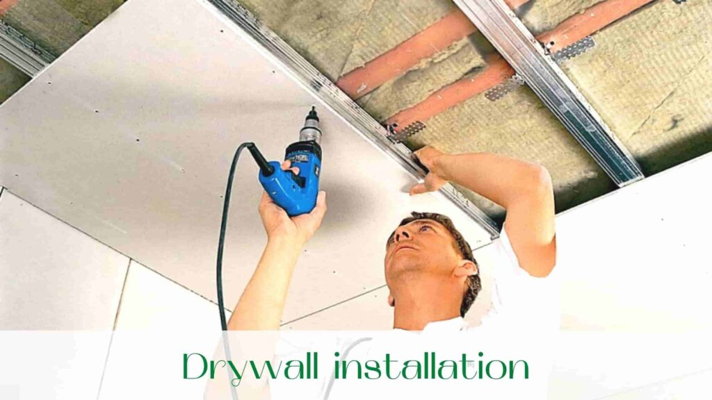 image-Drywall-installation