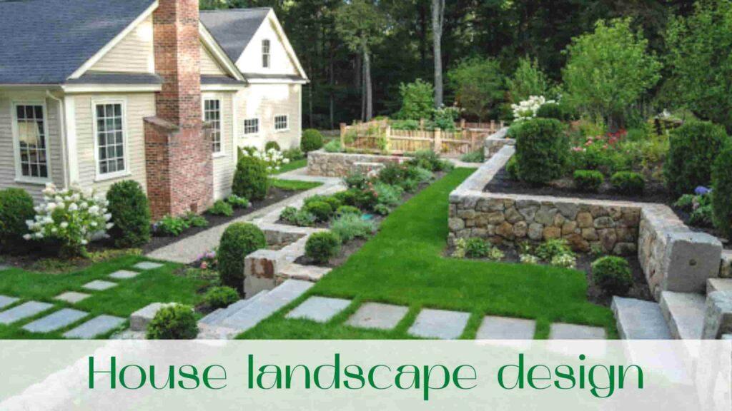 image-House-landscape-design