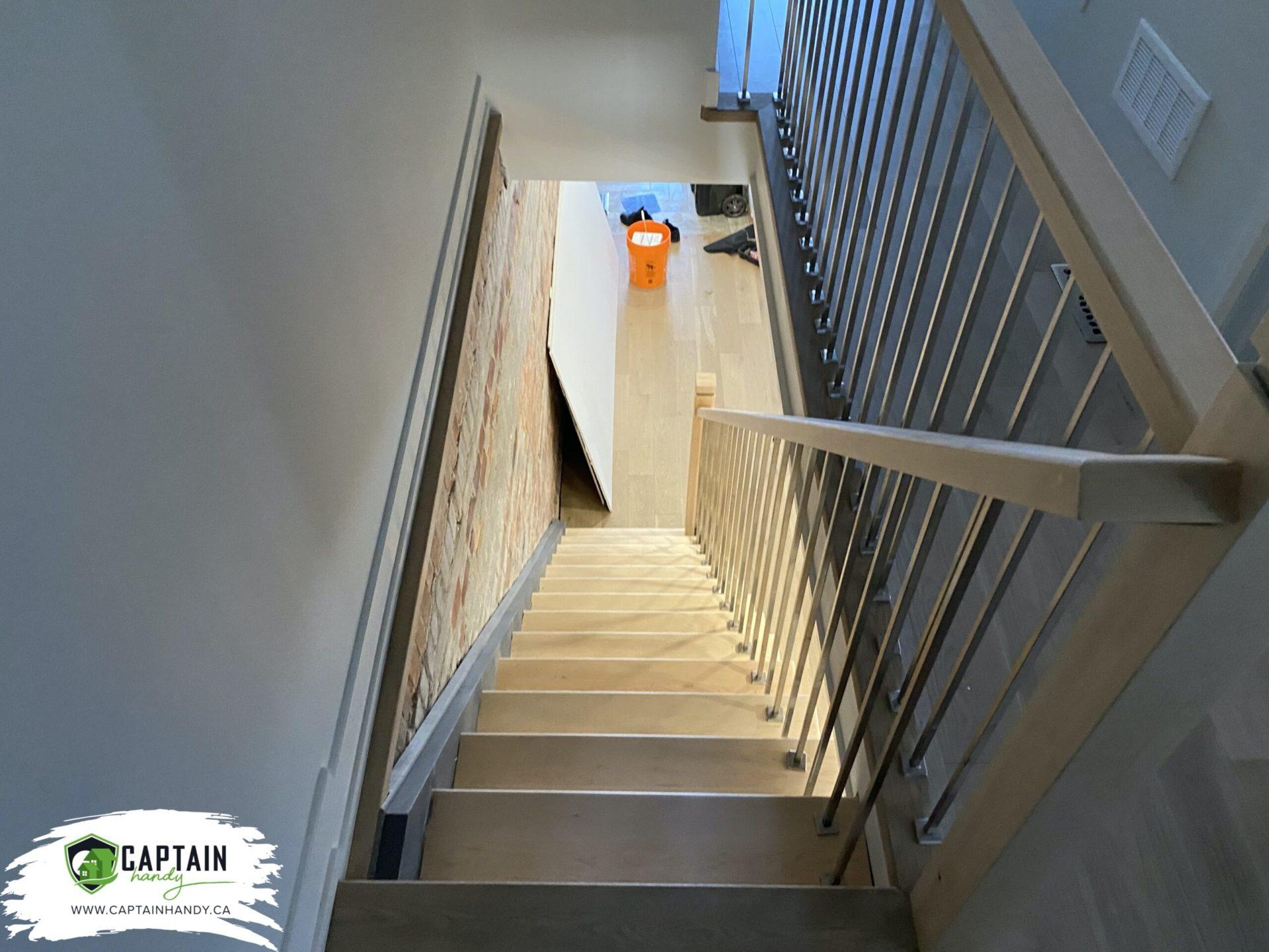 stairs in Aurora