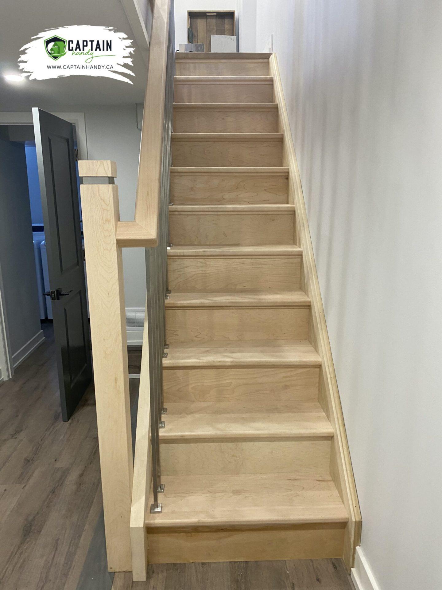 stairs in Brampton