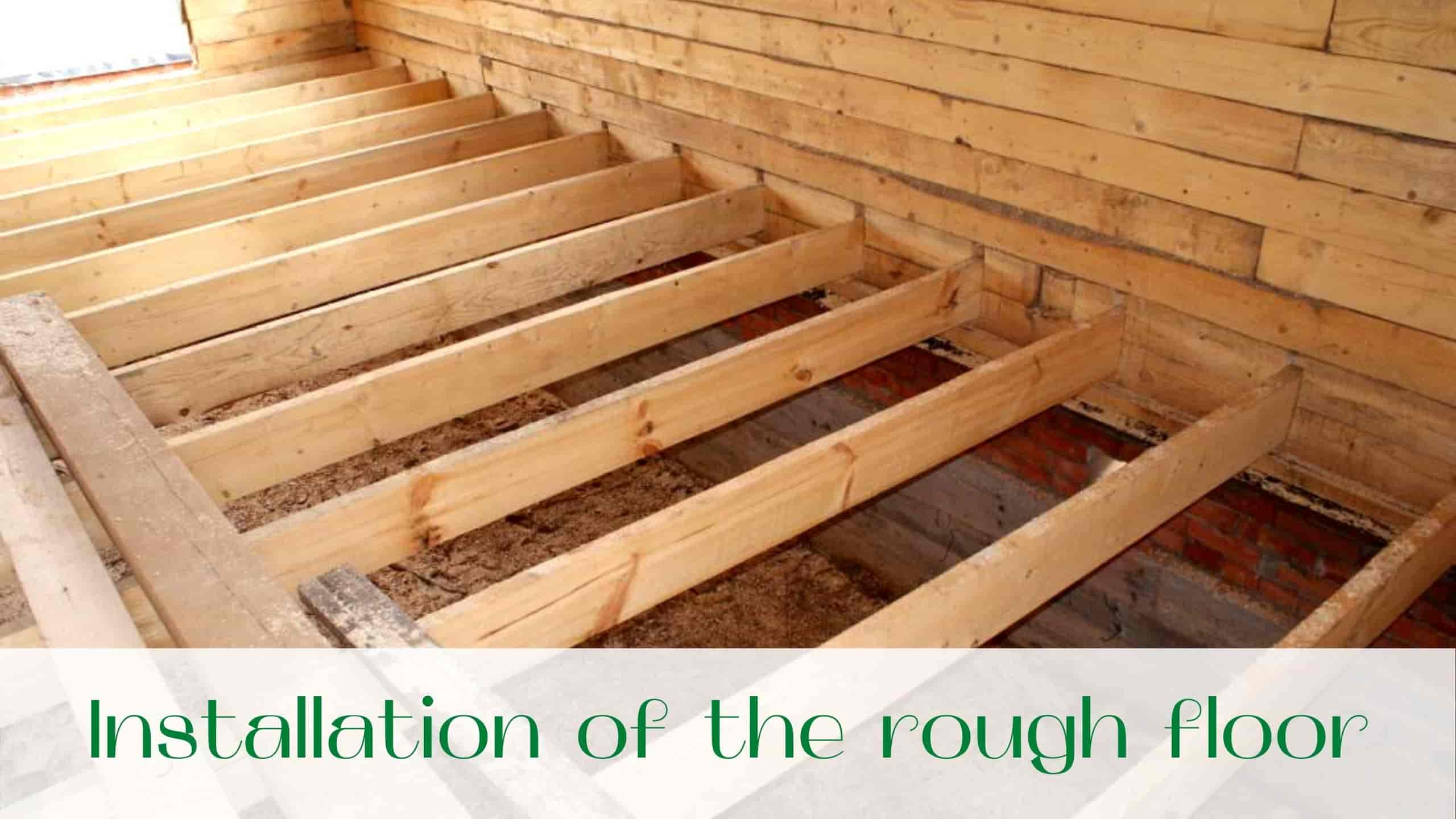 image-Installation-of-the-rough-floor-in-Toronto