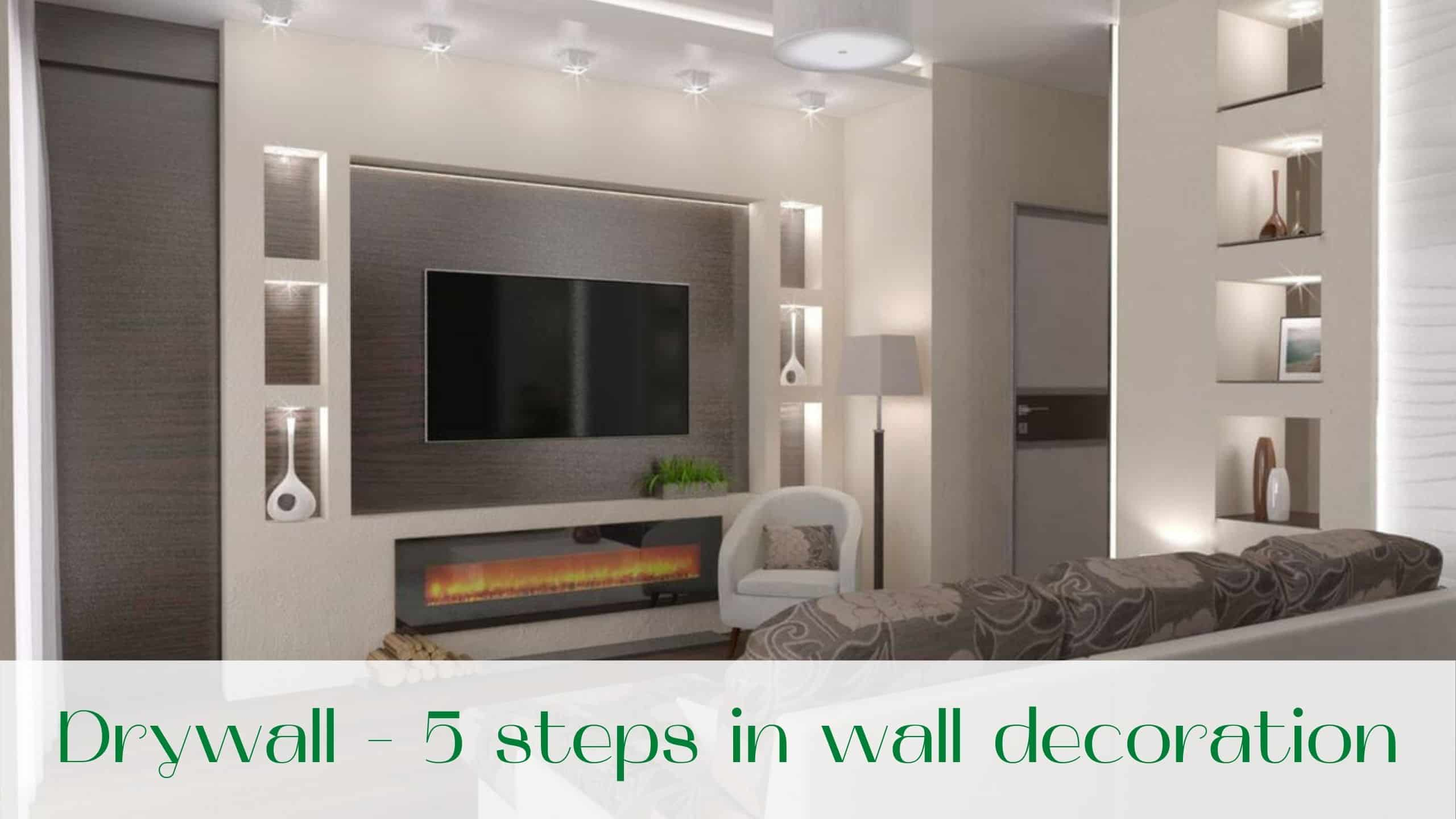 image-Drywall-5-steps-in-wall-decoration