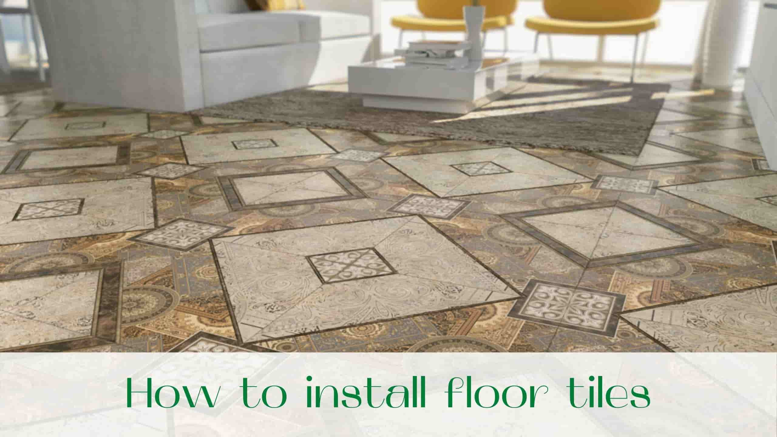 image-How-to-install-floor-tiles