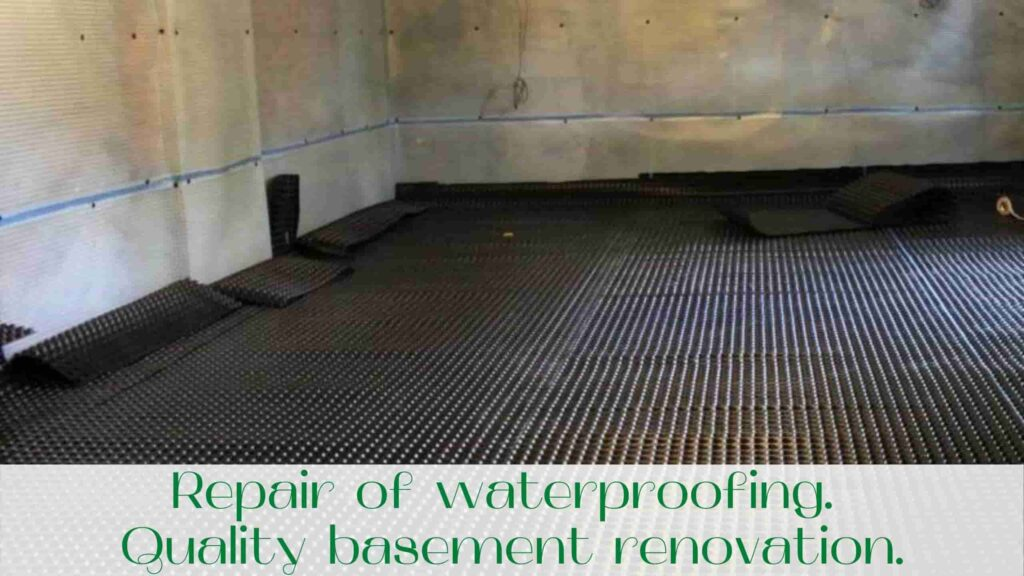 image-Repair-of-waterproofing-Quality-basement-renovation-in-Toronto