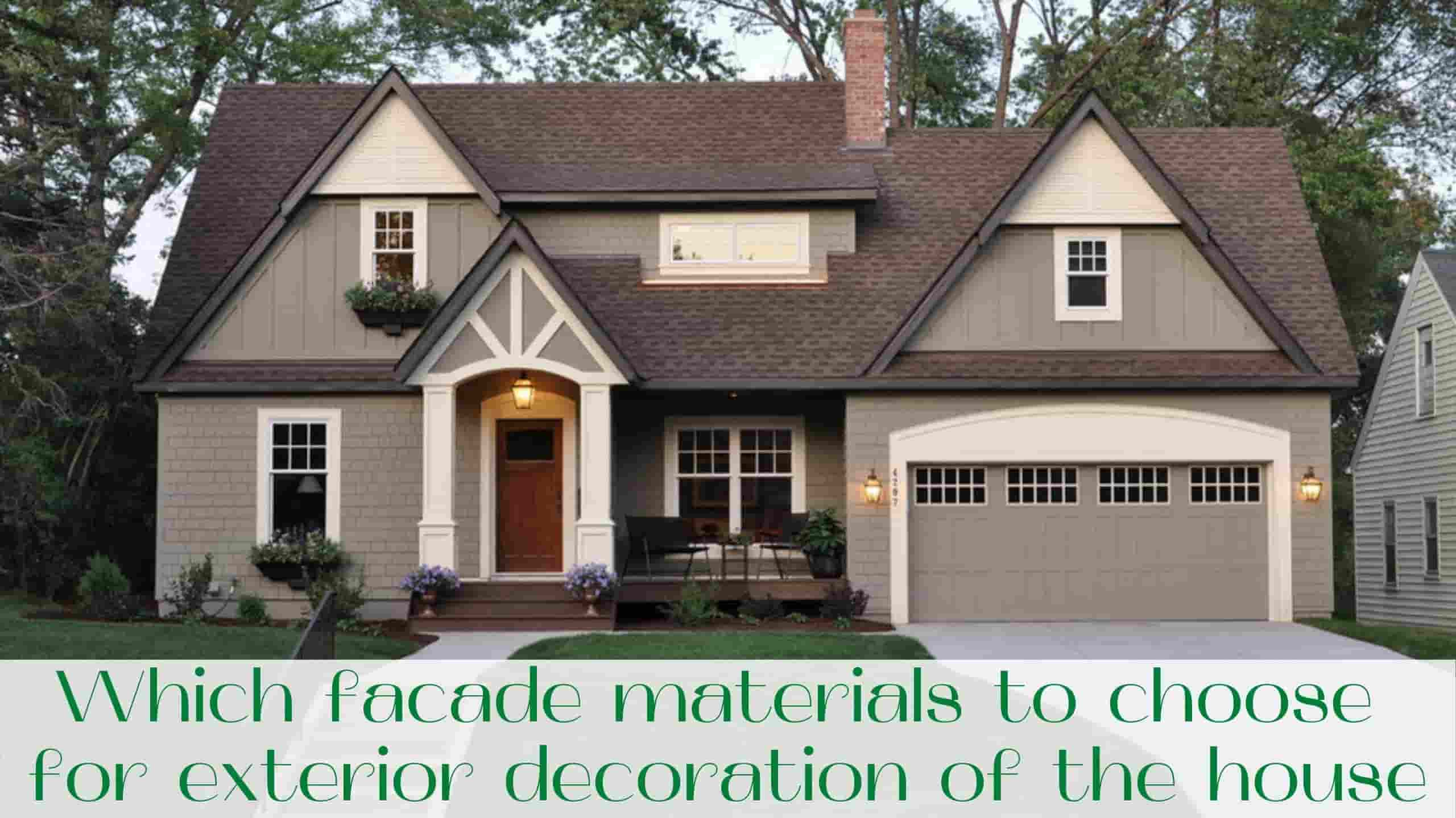 image-Which-facade-materials-to-choose-for-exterior-decoration